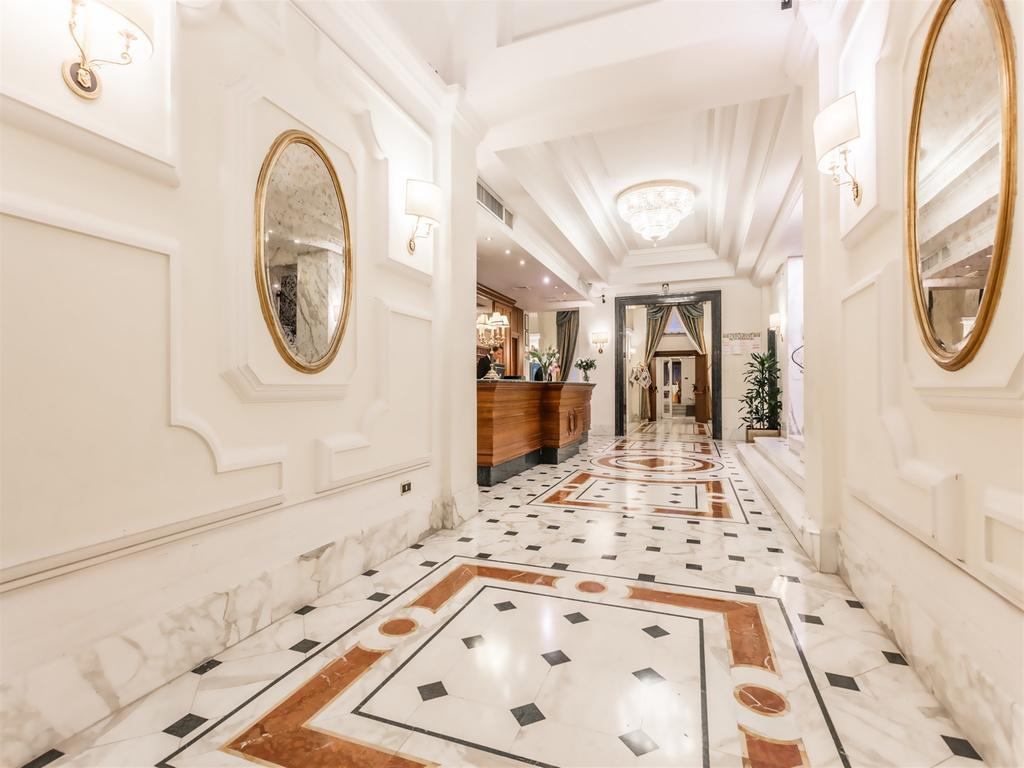HOTELL ARCHIMEDE, ROM ****